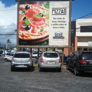 Zoom Imagem - Comunicacao Visual - Salvador - Empena - A Porteira